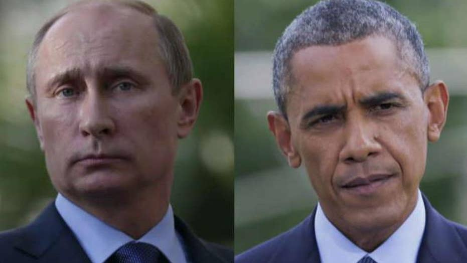 Russia mocks President Obama with 'lame duck' tweet
