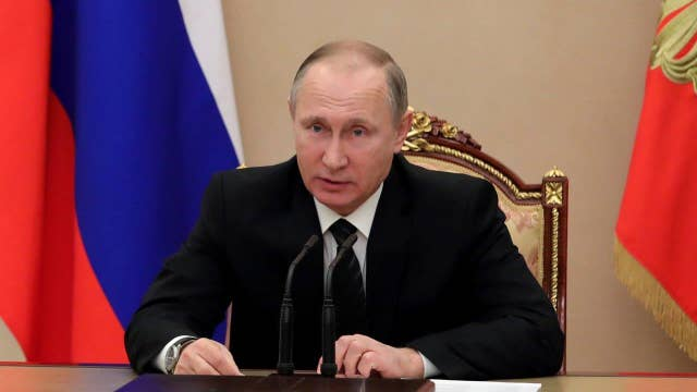 Putin's long-term goals in question after sanctions response