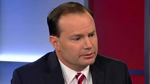 Sen. Lee on tensions with Russia, power of executive branch