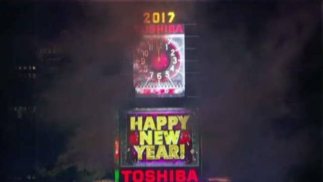 Happy New Year's from Fox News