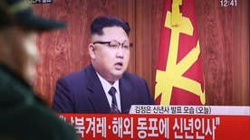 Kim Jong Un discussed missile testing in New Year's address