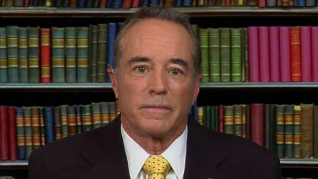 Rep. Chris Collins: Trump is 'poking back at sore losers'