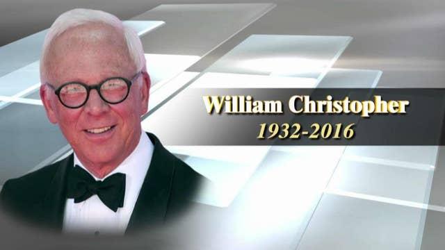 'MASH' star William Christopher dies at age 84