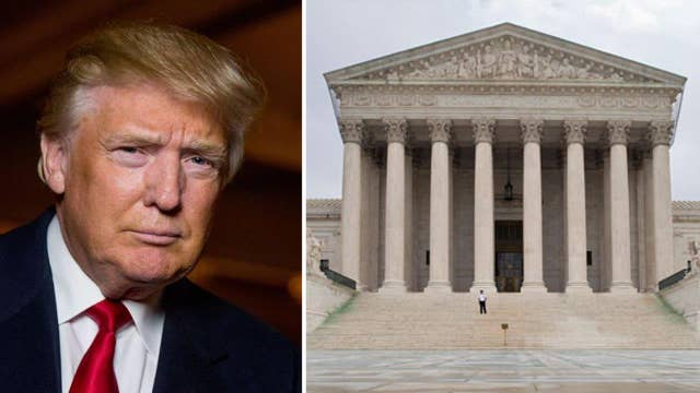 Previewing Donald Trump's relationship with the judiciary
