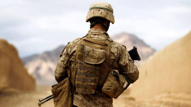 Energy drinks a danger to on-duty troops?