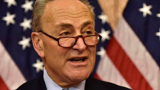 Senate Democrats to slow roll Trump's nomination hearings?