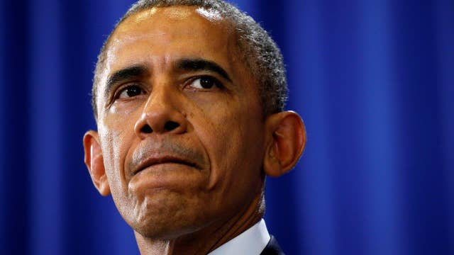 President Obama heads to Capitol Hill to protect ObamaCare