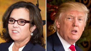 A brief history of the ongoing Donald Trump vs. Rosie O'Donnell feud