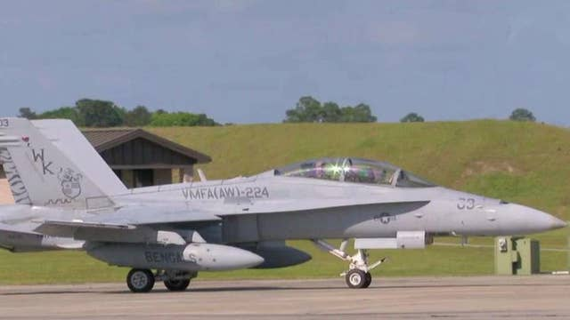 Young Navy aviators losing valuable training hours