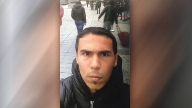 Selfie video purportedly shows alleged Istanbul gunman