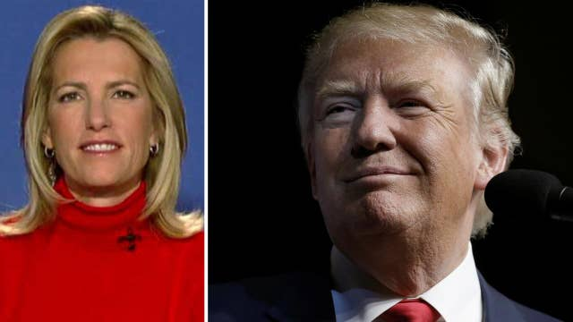 Laura Ingraham reacts to Trump's new crop of policy tweets