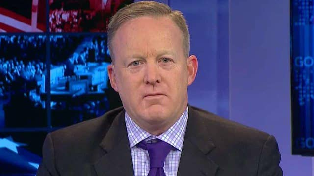 Spicer's message to Dems planning to 'slow roll' nominations