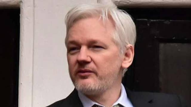 Hannity previews 'revealing' interview with Julian Assange