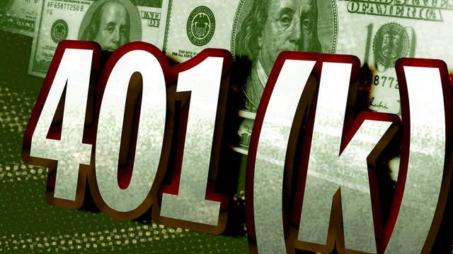 Eric Shawn reports: Your 401k's future