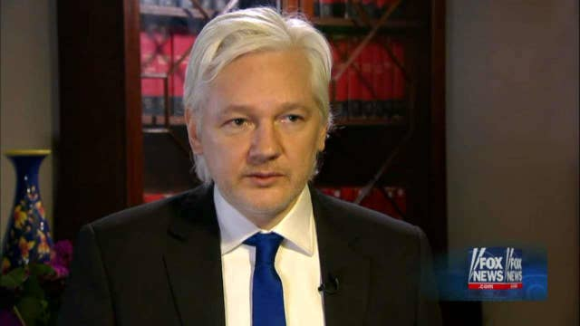 Questions over Juilian Assange's claims