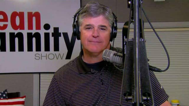 Sean Hannity talks about exclusive interview with Assange