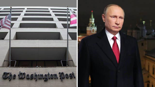 Washington Post walks back Russian hack story