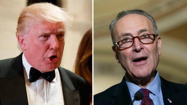 Will Democrats block Donald Trump's nominees?