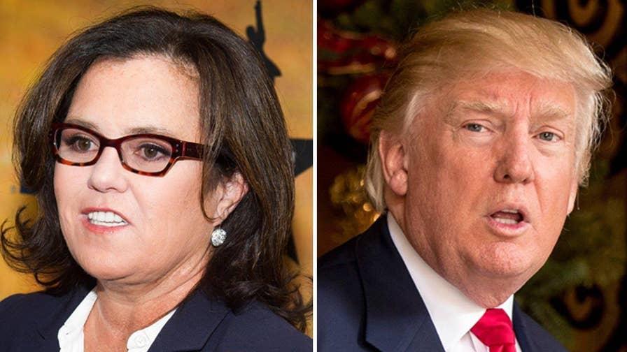 Fox411: Actress calls President-elect 'mentally unstable'