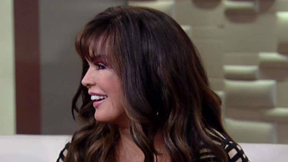 Marie Osmond heads to Wall Street