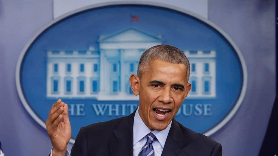Conservatives warn of Obama midnight litigation