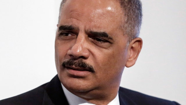 California hires former AG Holder to challenge Trump