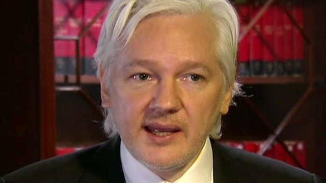Assange slams Obama administration over WikiLeak probe
