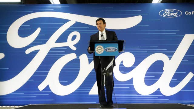 Ford to add 700 jobs in Michigan