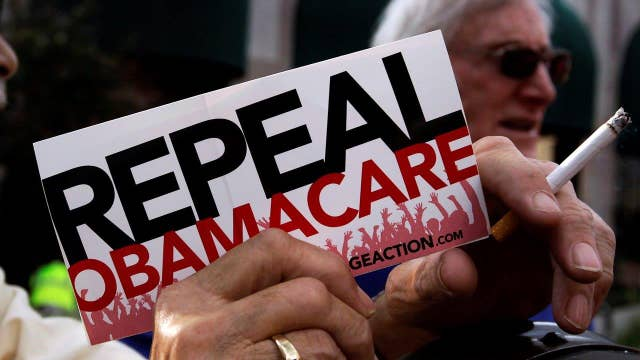 Is replacing ObamaCare the real challenge for Republicans?
