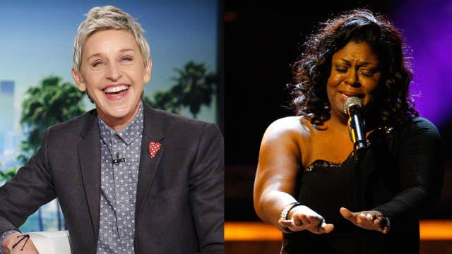 Ellen DeGeneres says Kim Burrell can't sing on her show