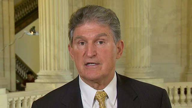 Sen. Manchin: Pence and I had a very productive meeting