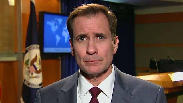 John Kirby: We're not turning a blind eye to China at all