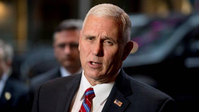 Pence lays out Trump admin's plan to do away with ObamaCare