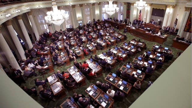 Did California Dems decriminalize prostitution by minors?
