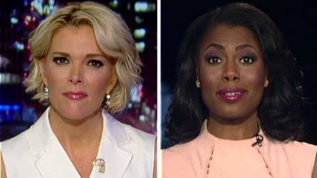 Omarosa discusses her new role in the Trump White House