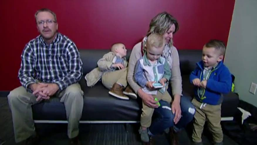 Parents of twin toddlers speak out about the incident on 'Happening Now'