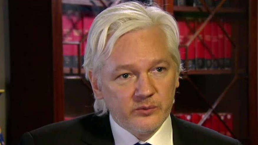 WikiLeaks founder explains on 'Hannity' why he feels the Democrats lost the 2016 election