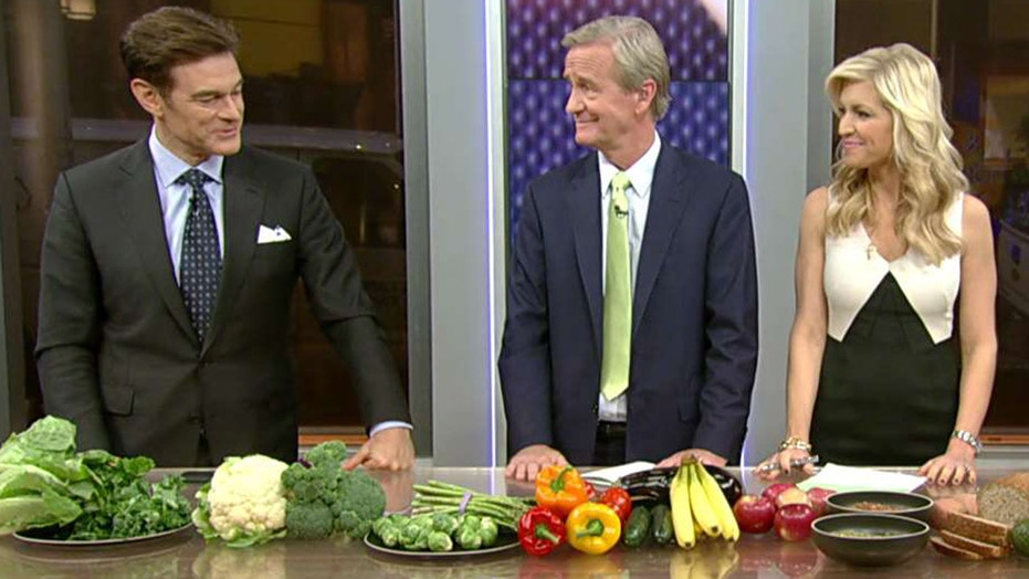 Dr. Oz talks about his 21 day breakthrough diet