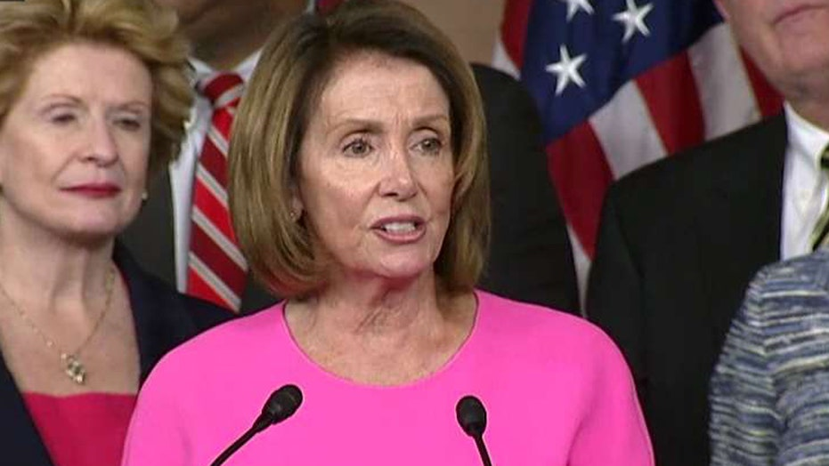 Pelosi: To repeal and then delay is an act of cowardice