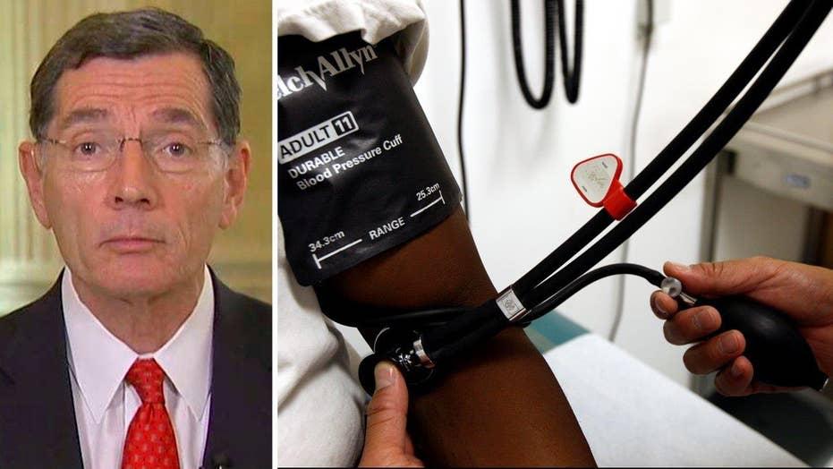 Sen. Barrasso: GOP battling for patients hurt by ObamaCare