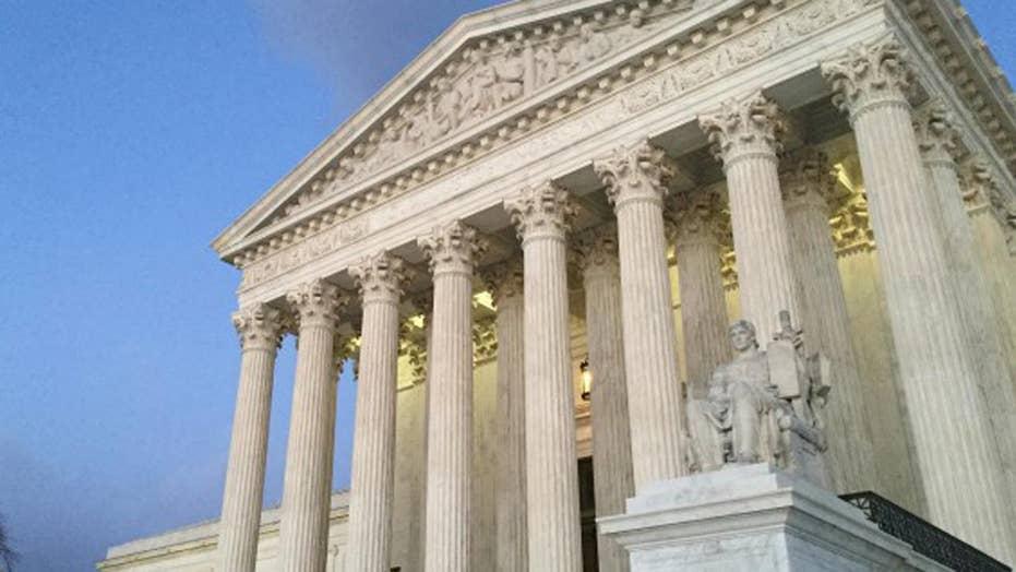 GOP concerned over Trump's possible Supreme Court picks?