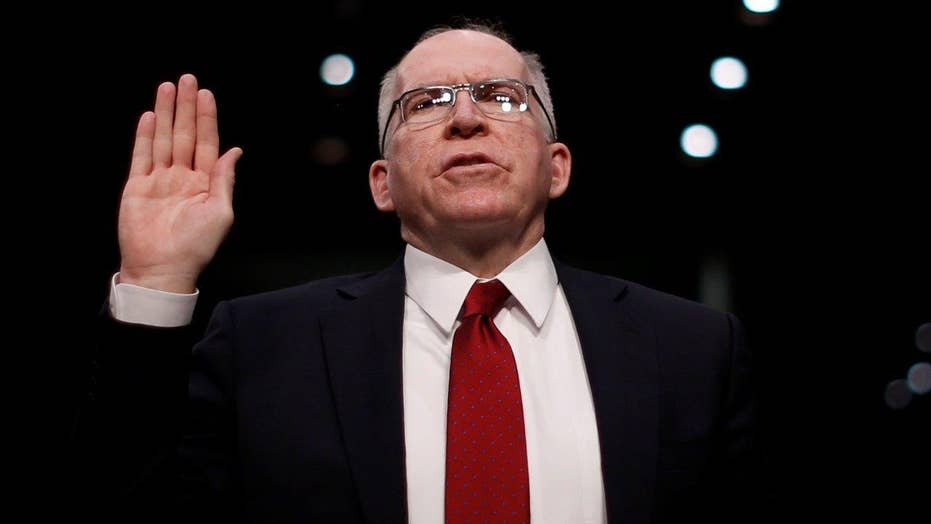 CIA Director Brennan casts doubt on Assange's credibility