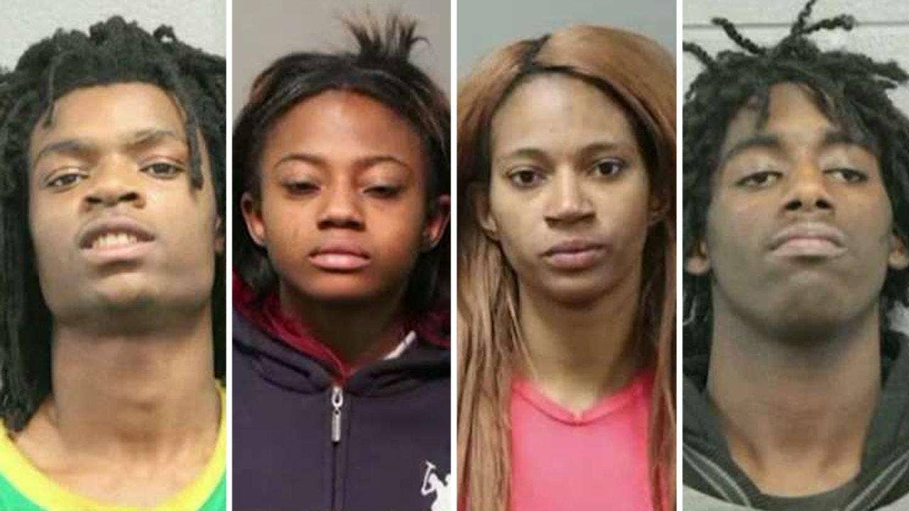 Judge denies bail for 4 suspects in Chicago torture video