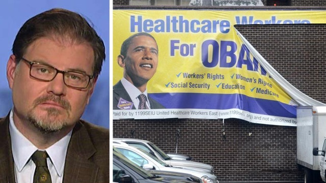 Jonah Goldberg: Why repealing ObamaCare is a 'hot mess'