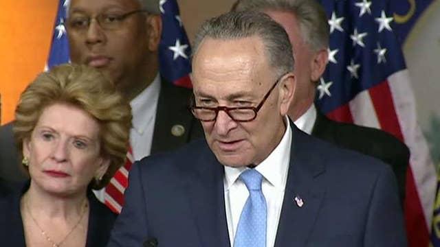 Democrats say GOP plan would 'make America sick again'