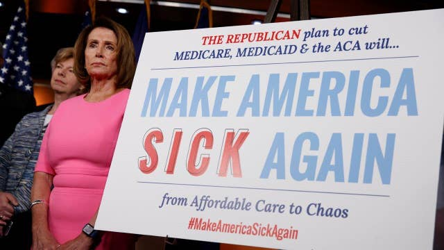 The fight to repeal ObamaCare