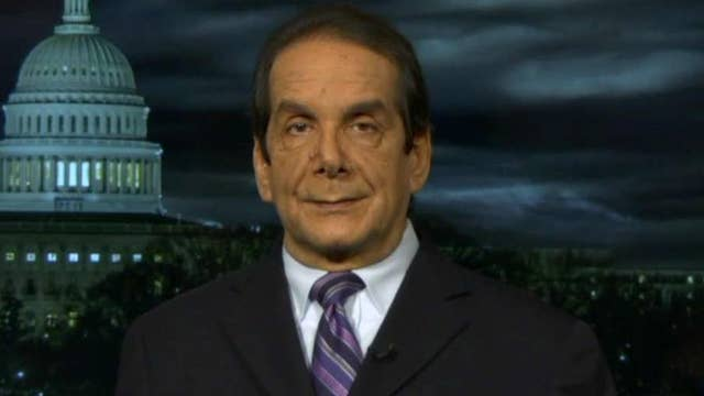 Krauthammer: Obama sees his reputation at stake