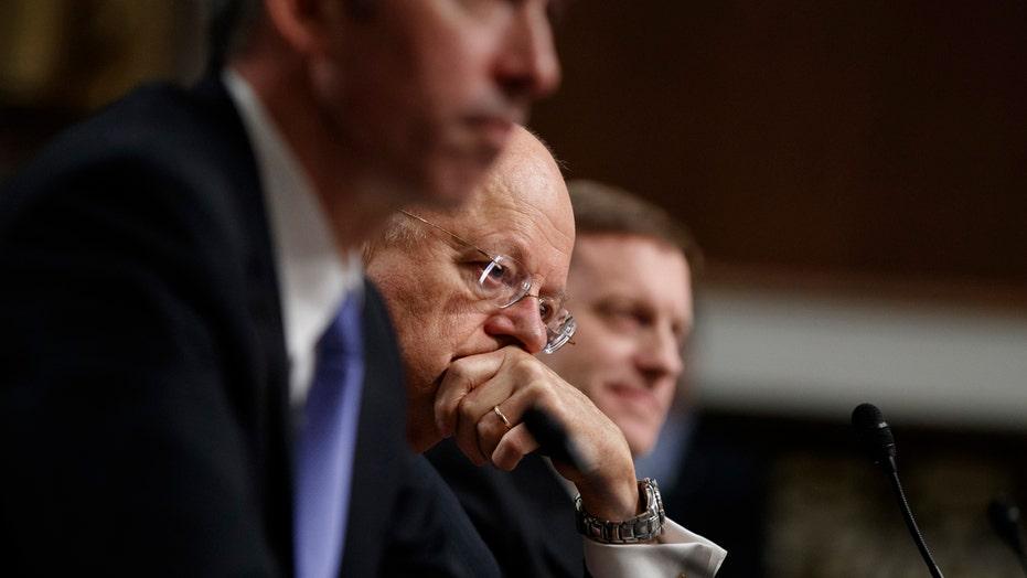 Senators grill Intel. chiefs on Russian hacking claims