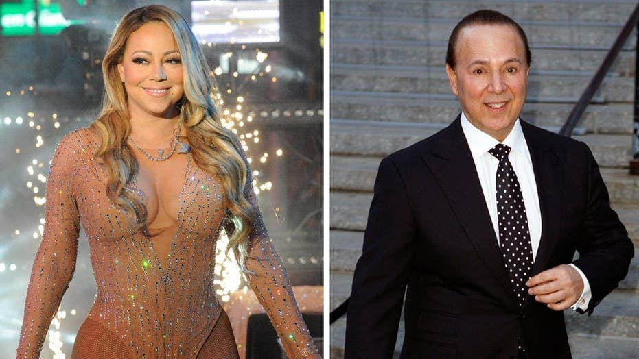 Mariah Carey's ex-husband joins critical crowd