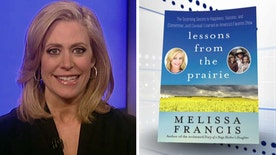 'The Friend Zone': FBN host tells Tucker about her upcoming new book and reveals what it was like to star on 'Little House on the Prairie' #Tucker